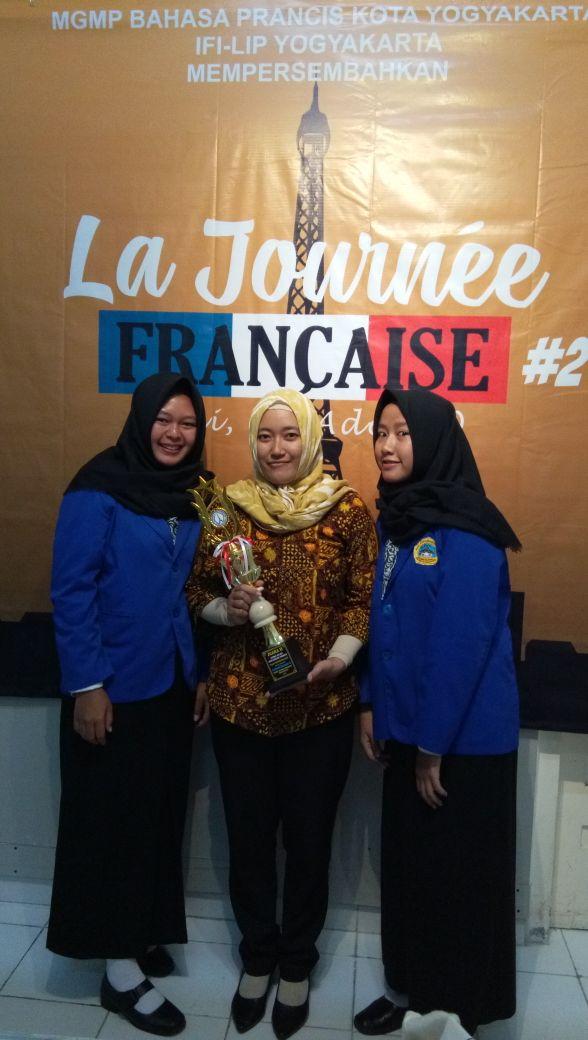 Piala Lomba Bahasa Perancis Tingkat Kabupaten